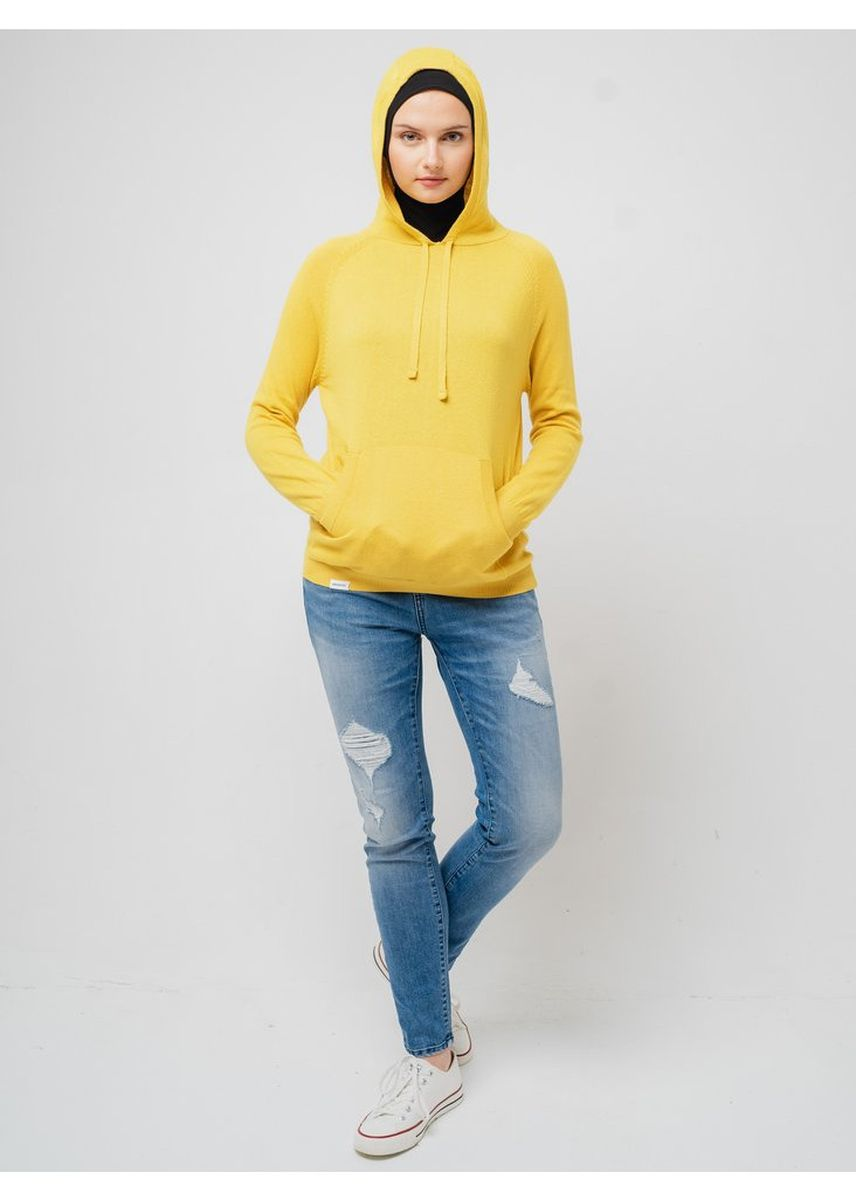 Yellow color Outerwear . Greenlight Women Knit 010220 -