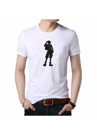 T-Shirts and Polos . Kaos T-Shirt Ice Distro / Kaos Pria / T-Shirt Pria Anime Premium -