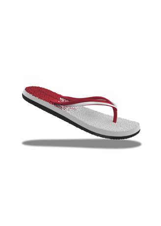 White color Sandals and Slippers . Krooberg Vynes Women's Outdoor Slippers -