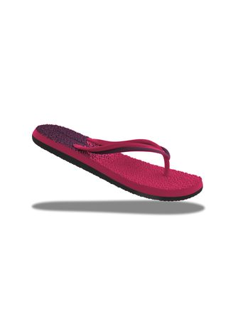 Red color Sandals and Slippers . Krooberg Vynes Women's Outdoor Slippers -