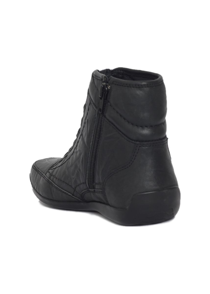 Hitam color Sepatu Boot . Gino Mariani Elario 2 Ladies Black -