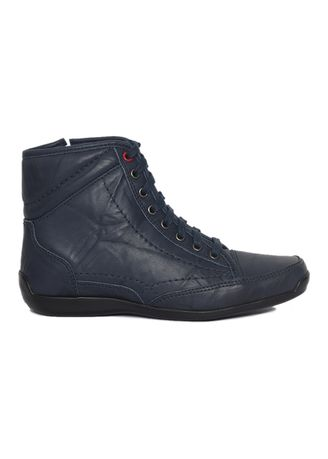 Biru Dongker color Sepatu Boot . Gino Mariani Elario 2 Ladies Navy -