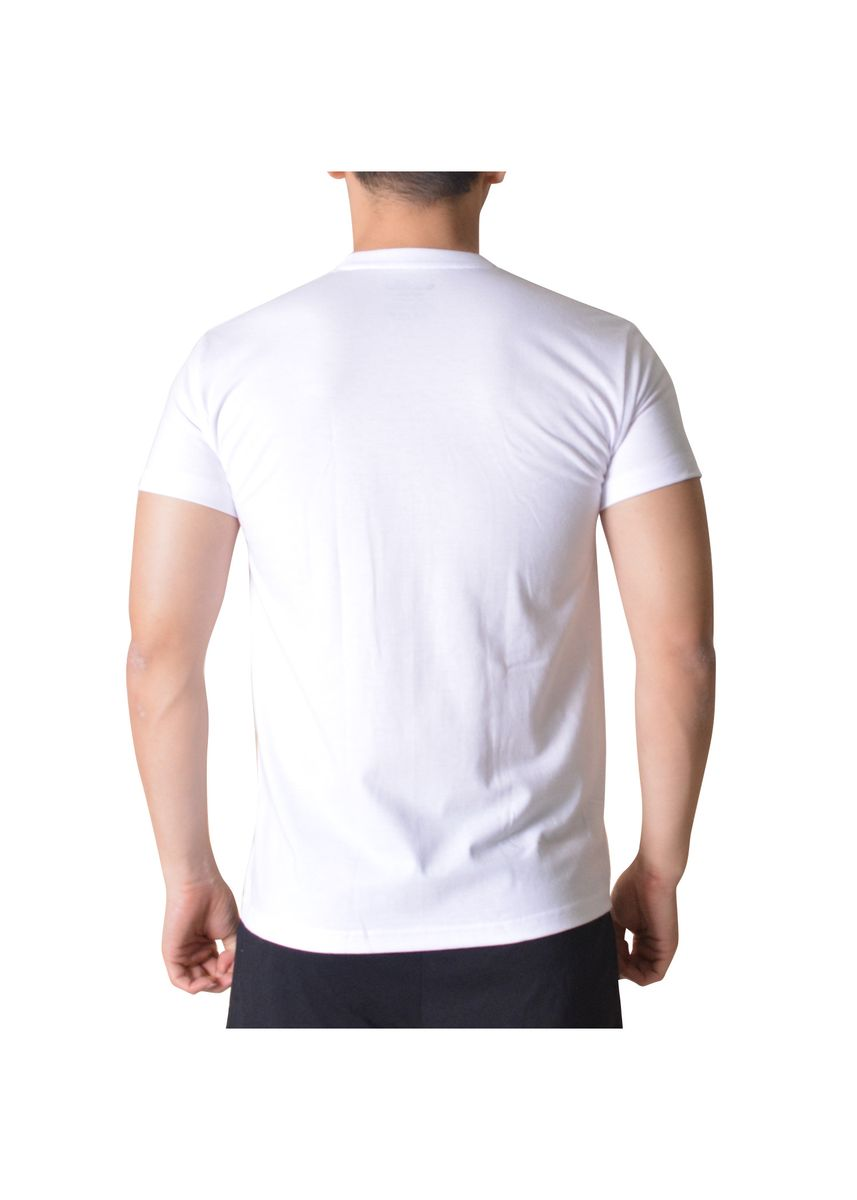 White color T-Shirts and Polos . Sunjoy Round Neck T-Shirt -