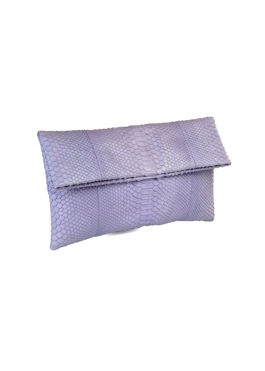 Violet color Wallets and Clutches . Mandalay Genuine Leather Foldover Clutch -