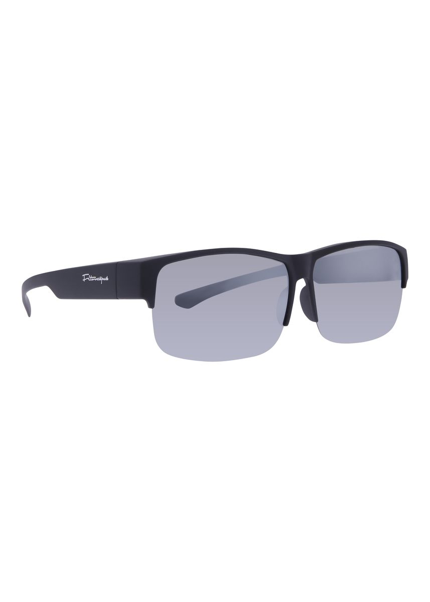 Black color Sunglasses . Fitoverspecs Fit Over Wear Over Sunglasses - DFS4 -