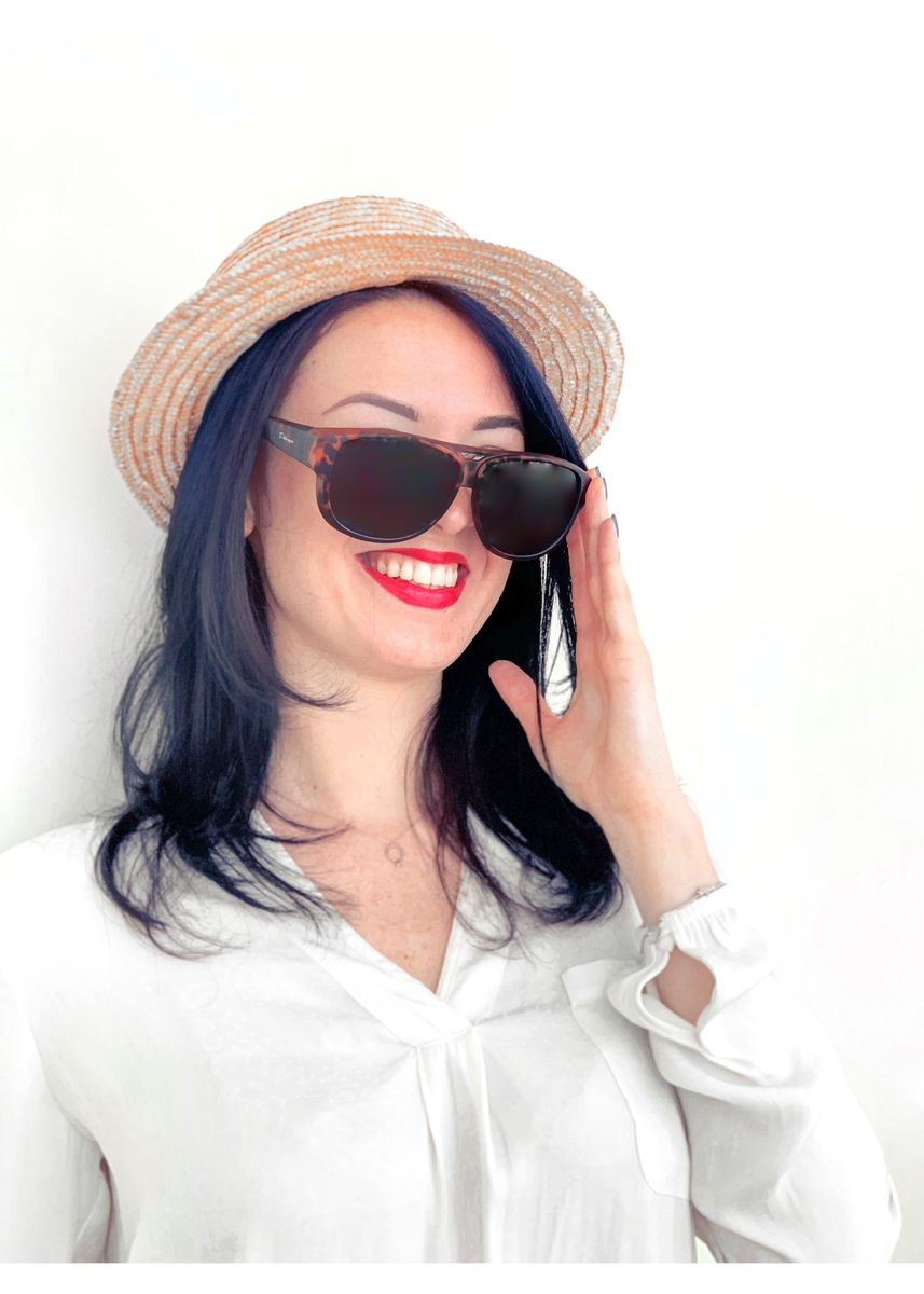 Brown color Sunglasses . Fitoverspecs Fit Over Wear Over Sunglasses - DFS6 -