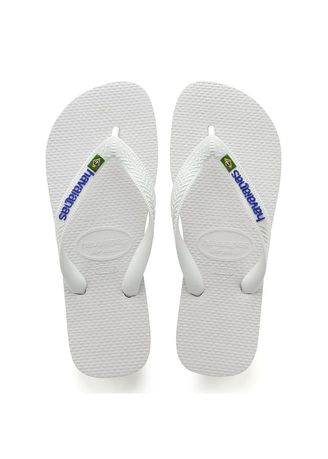 Sandals and Slippers . Havaianas Brasil Logo -