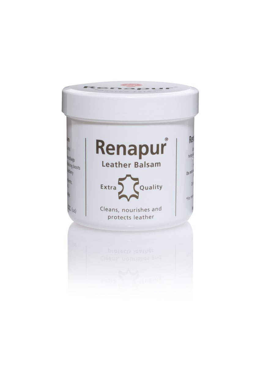 No Color color Polishes & Cleaners . Renapur Leather Balsam - 200ml (Original) -