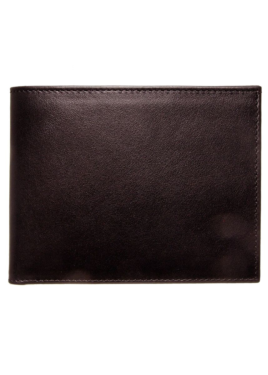 Brown color Wallets . 12 Credit Card Buffed Leather Billfold -