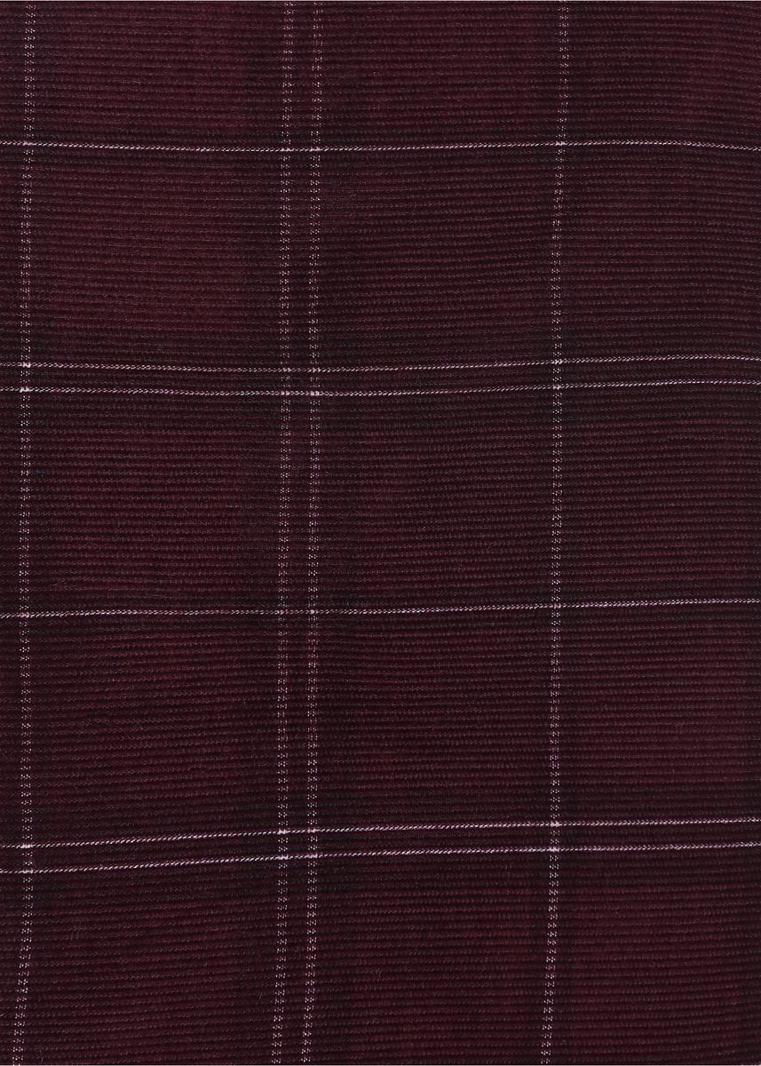 Maroon color  . Yarn Dyed Shirting Corduroy 100% Organic cotton Rs275/-/meter -