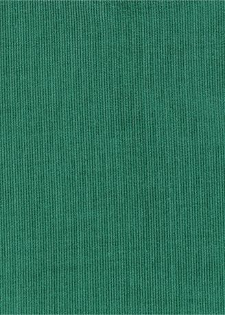 Green color  . 24 wale Rigid Shirting Corduroy 100% organic cotton Rs 244/meter -