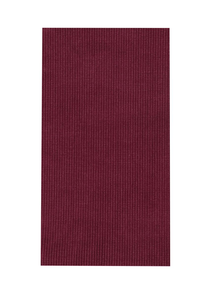 Red color  . 14 wale Rigid Suiting Corduroy 100% organic cotton Rs 253/meter -