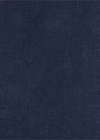 Navy color  . 100% organic Linen Rs 447/meter -