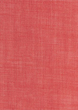Red color  . 100% organic Linen Rs 481/meter -