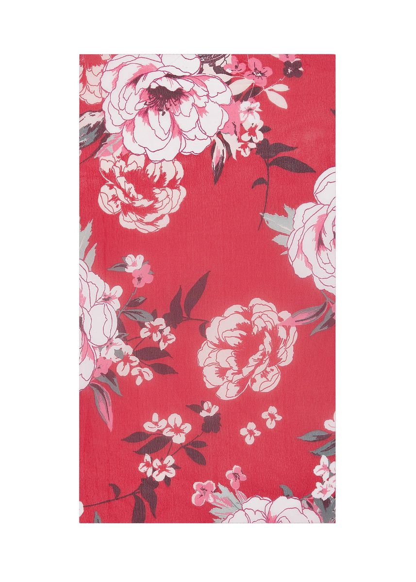 Red color  . 100% POLYESTER, Rs. 108/kg -