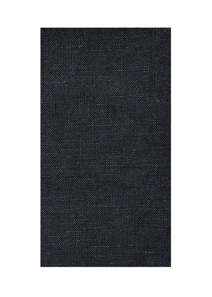 Blue color  . 100% organic Linen Rs 574/meter -