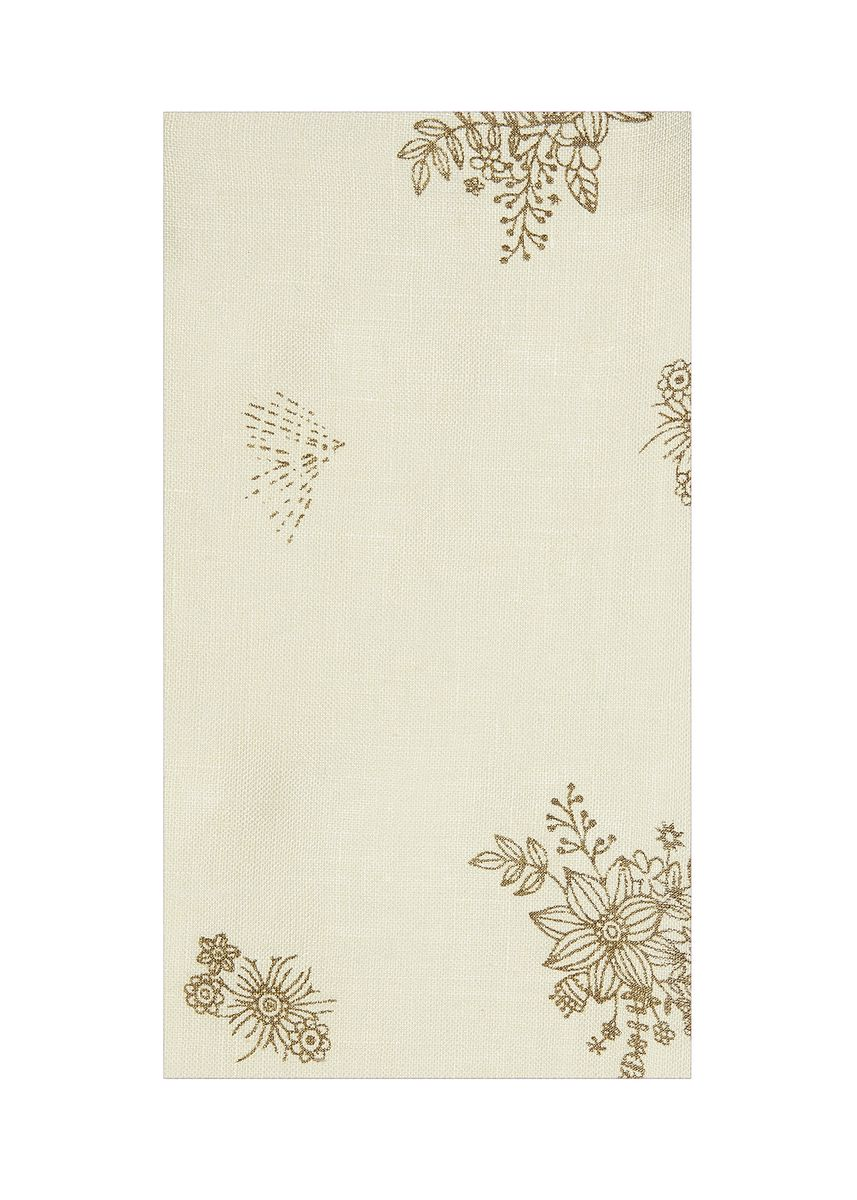 White color  . 100% organic Linen Rs 457/meter -