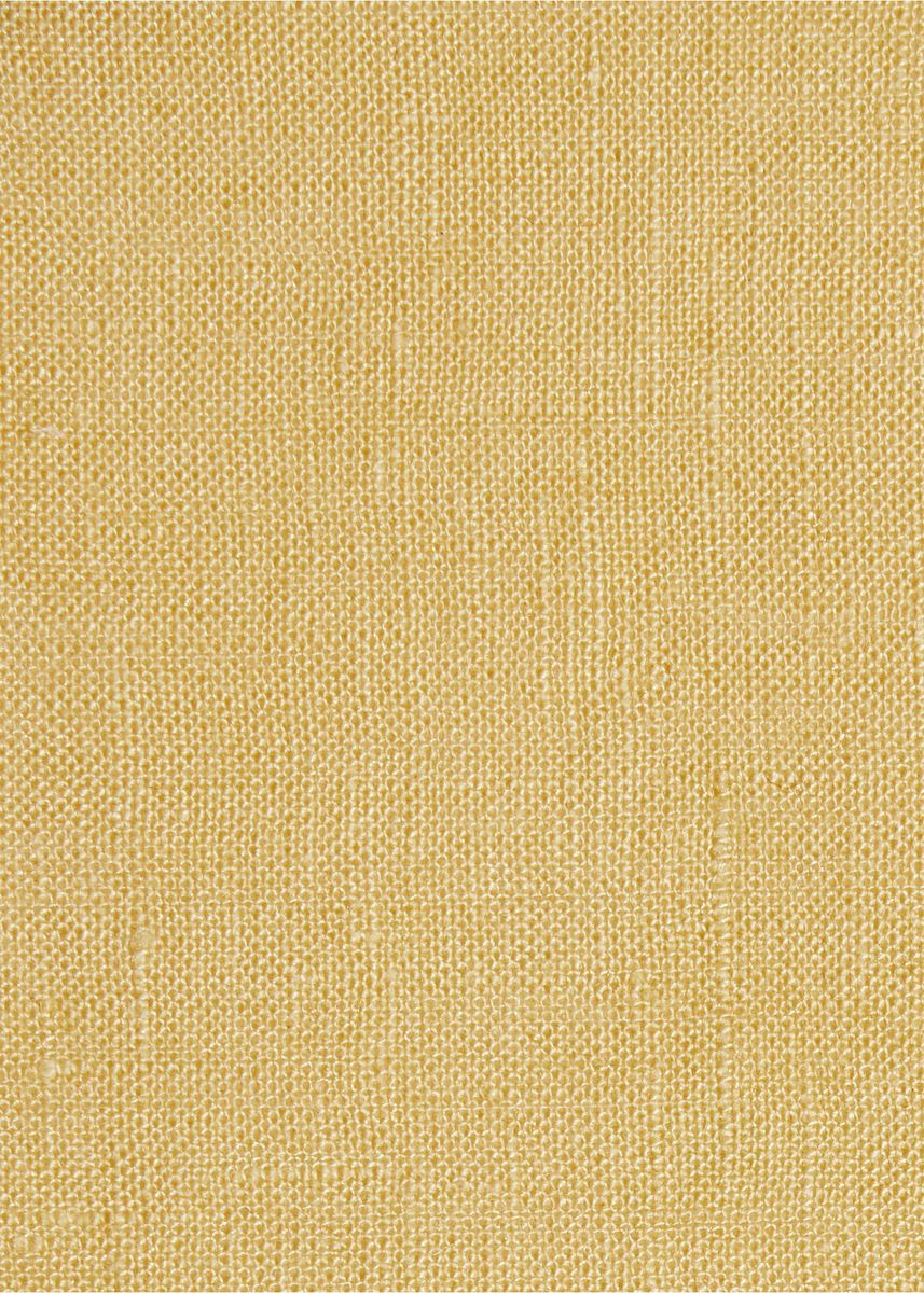 Yellow color  . 100% organic Linen Rs 447/meter -