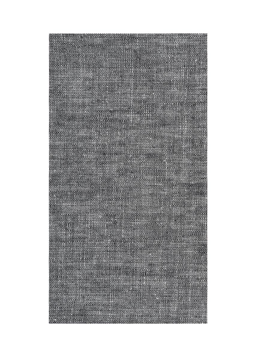 Grey color  . 100% organic Linen Rs 582/meter -