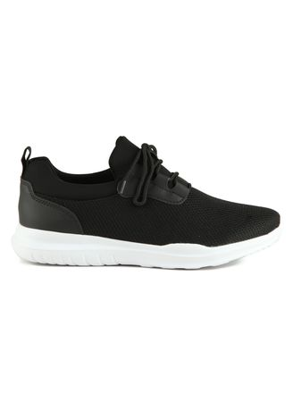 Black color Casual Shoes . JACKSON Dark 1SR -