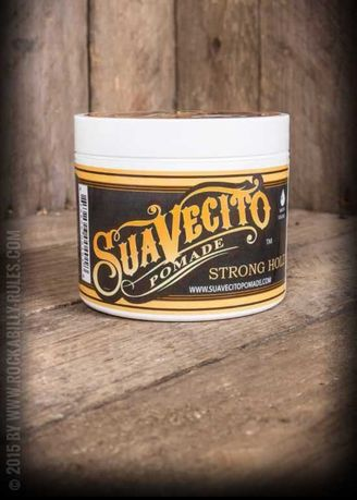 Styling . Suavecito Firme Hold Pomade ของแท้ 100% -