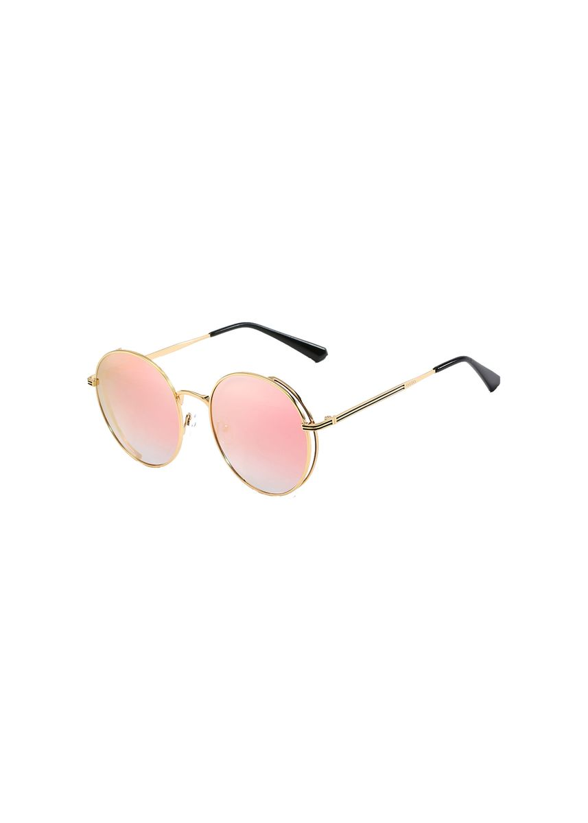 Pink color Sunglasses . OZZO Sunnies Crown Playful Sunglasses -
