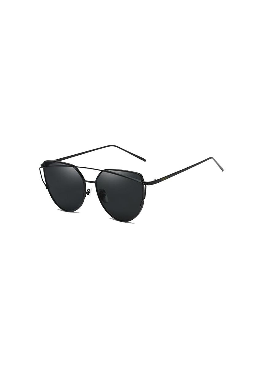 Black color Sunglasses . OZZO Sunnies Lunette Bold Sunglasses -