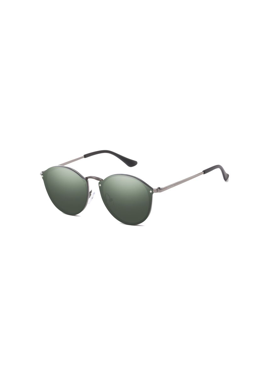 Green color Sunglasses . OZZO Sunnies Royale Glorious Sunglasses -