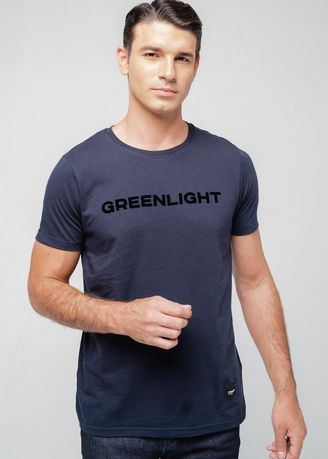 Black color T-Shirts and Polos . Greenlight Men Tshirt 610320 -