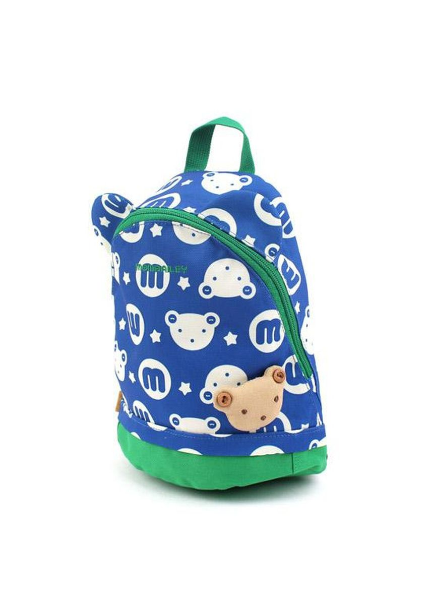 Blue color Bags . Winghouse - Momoailey Pol Backpack -
