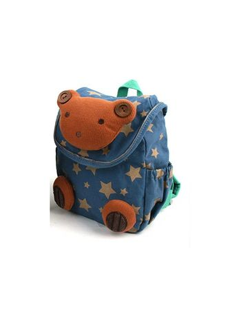 Blue color Bags . Winghouse - Momoailey Star Safety Harness Backpack -