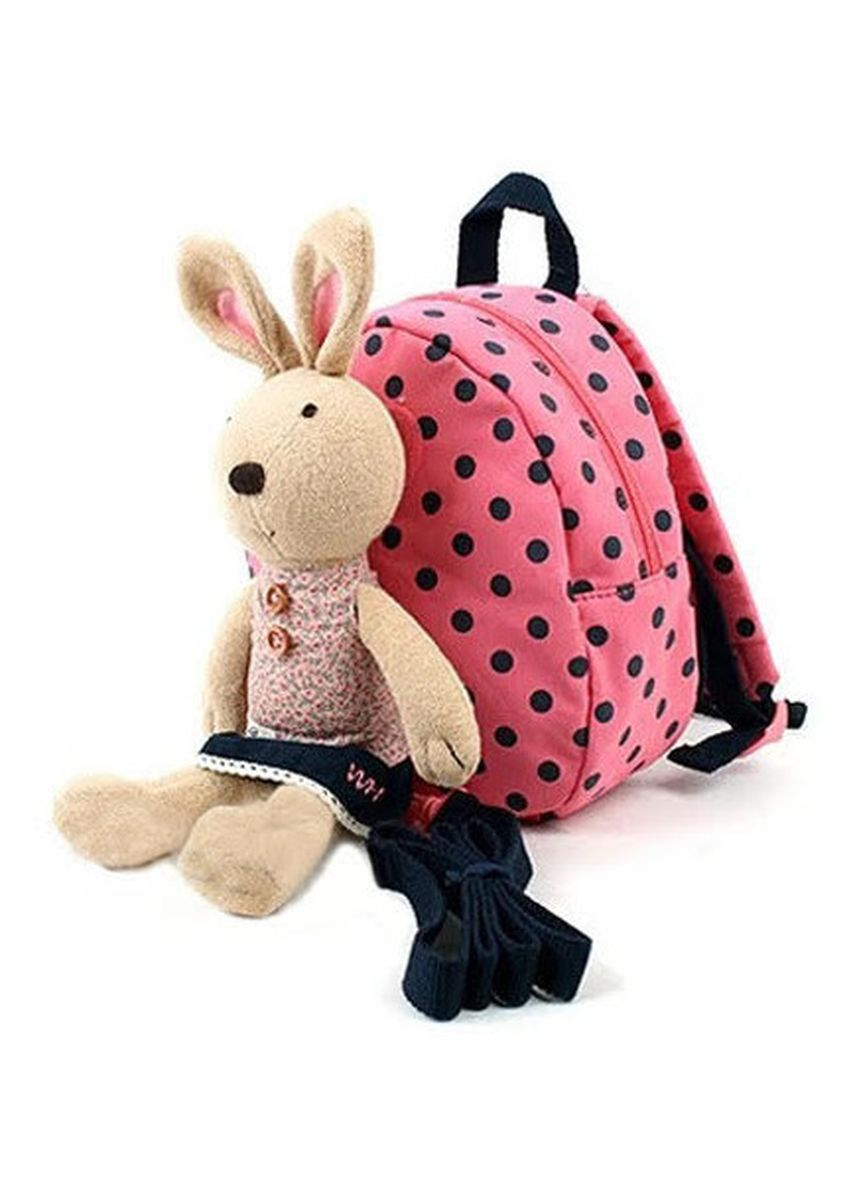 Pink color Bags . Winghouse - Love Shu Happy Safety Harness Backpack -