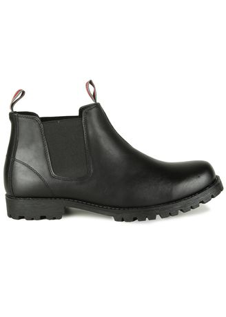 Black color Boots . JACKSON Gas 1JBA -