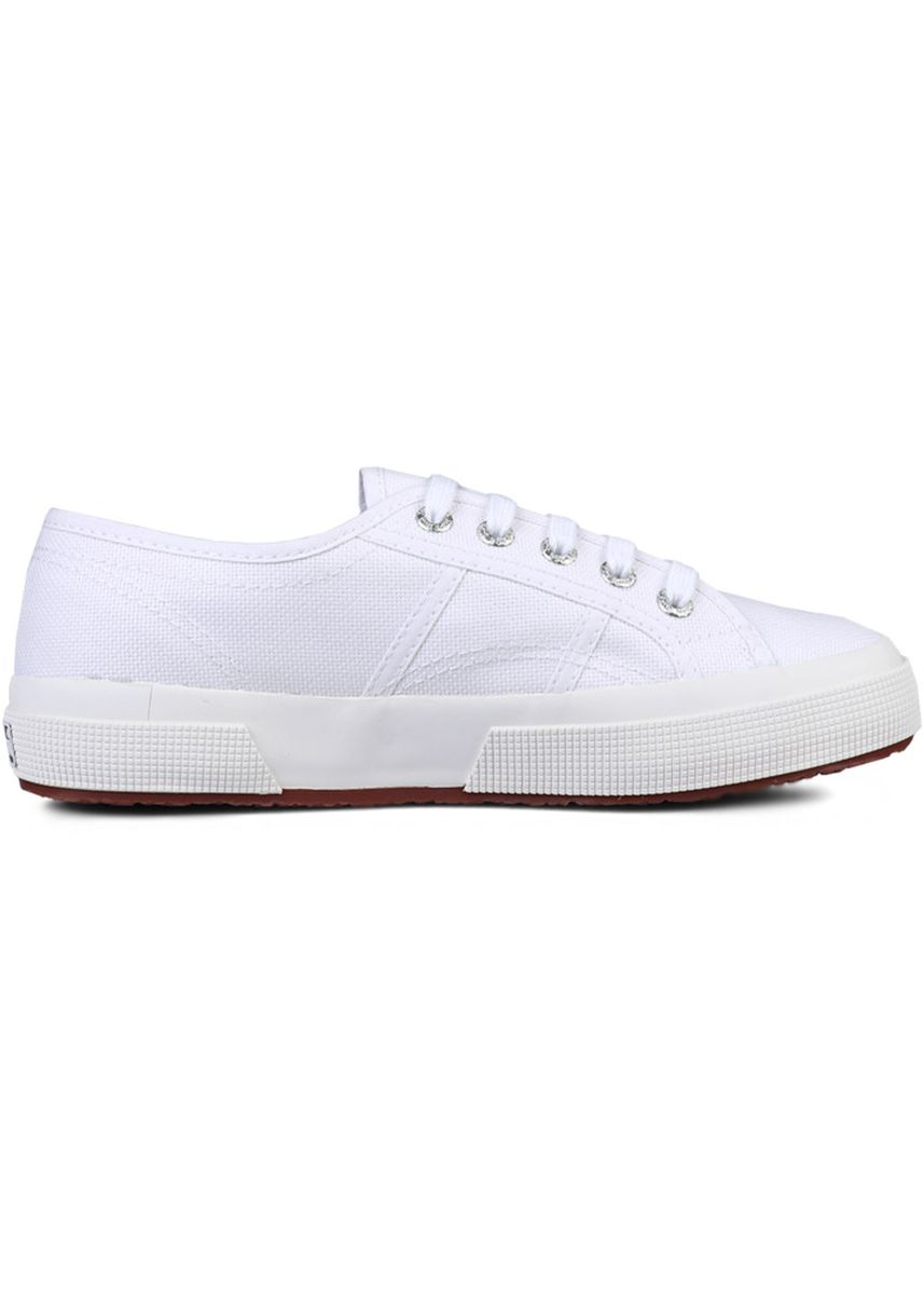 White color Casual Shoes . Superga 2750 in White -