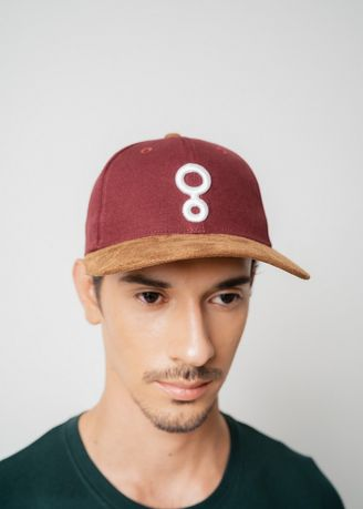 Red color Hats and Caps . Greenlight Men Hat 060420 -