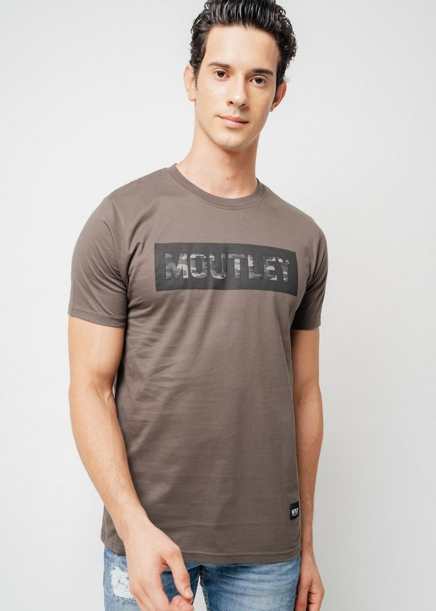 Green color T-Shirts and Polos . Moutley Men Tshirt 050420 -