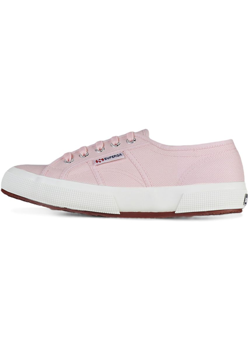 Pink color Casual Shoes . Superga 2750 in Pink Shoes -