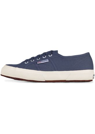 Blue color Casual Shoes . Superga 2750 in Blue Shadow -