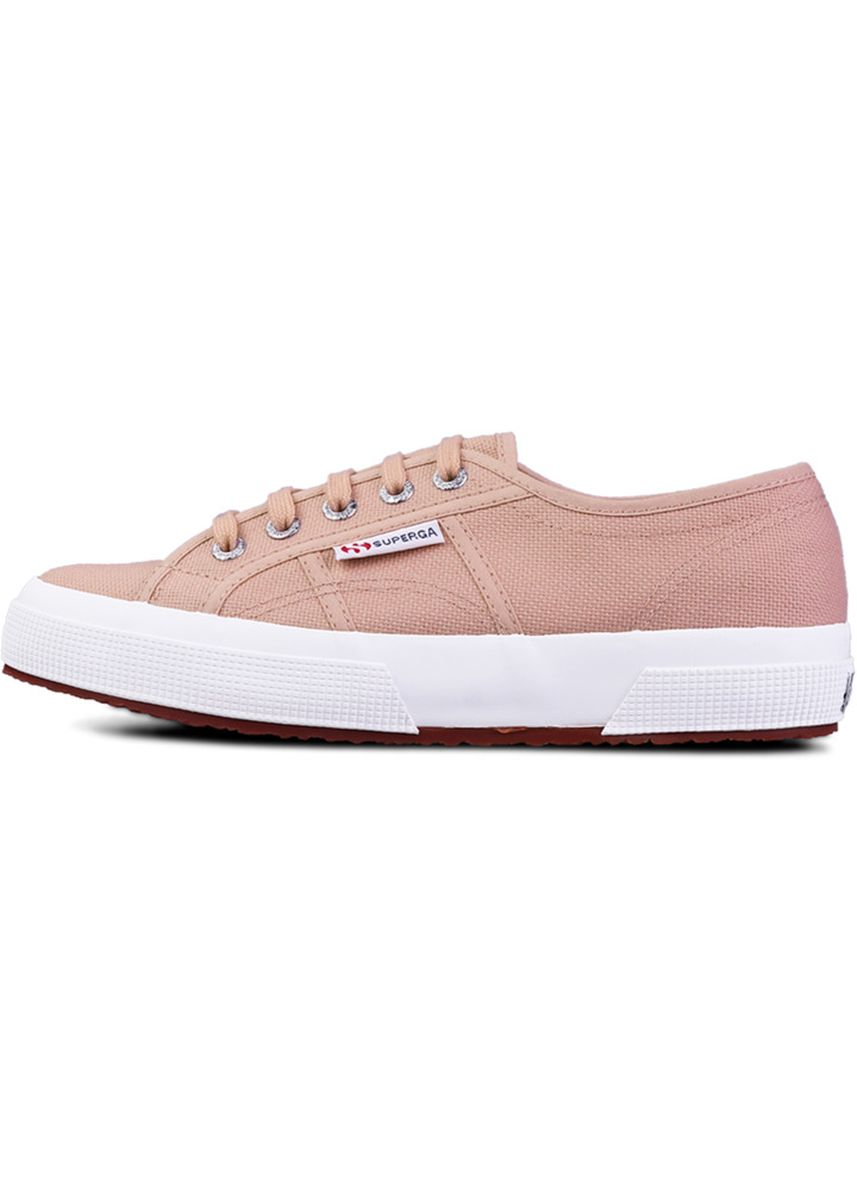 Pink color Casual Shoes . Superga 2750 in Pink Smoke -