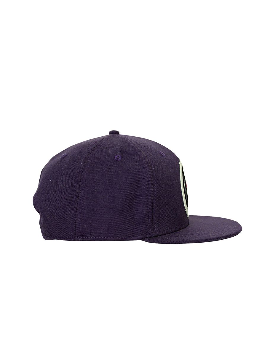"Purple color Hats and Caps . WIP ""Mad Haters Leprechaun"" Snapback Cap -"
