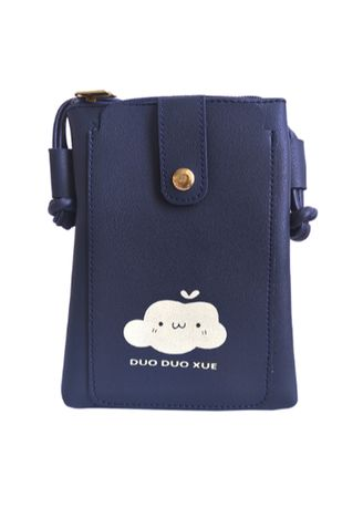 Navy color Sling Bags . MYNT by Mayonette Claudy Mini Sling -