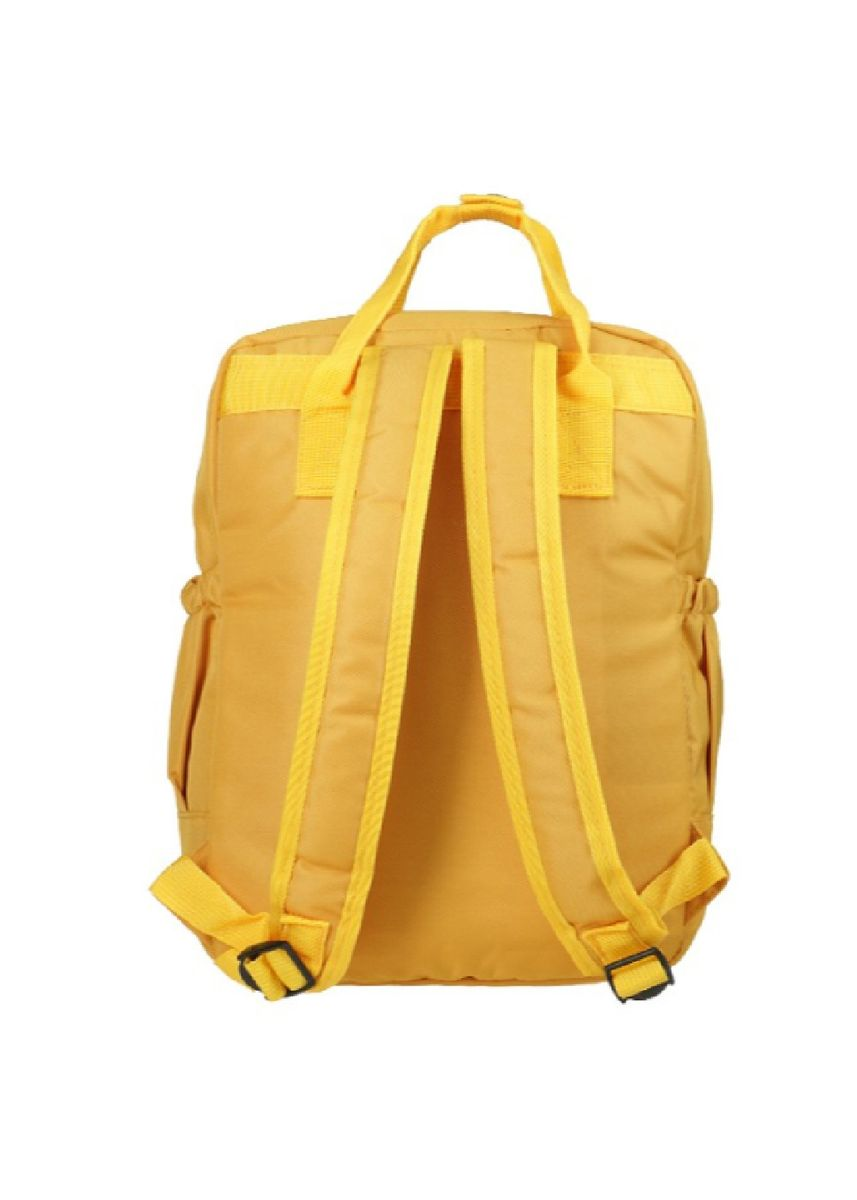 Yellow color Backpacks . MAYONETTE Bisma Backpack - Tas Punggung -