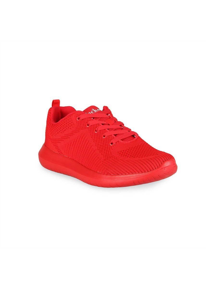 Red color Casual Shoes . JACKSON None 1ST -