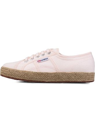 Pink color Casual Shoes . Superga 2750 Espadrille in Pink -
