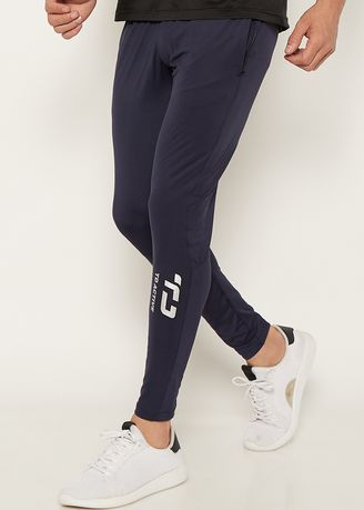 Mb056 Td Active On Calf Zip Legging Olahraga Pria Navy Men S Sports Wear Zilingo Shopping Indonesia