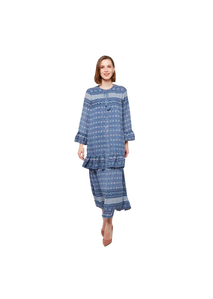 Blue color Dresses . Samawa by Aisaa - Gamis -