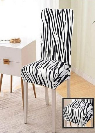 Multi color Home Decor . Celina Home Textiles Elastic Printing Spandex Elastic Chair Cover AS33 -