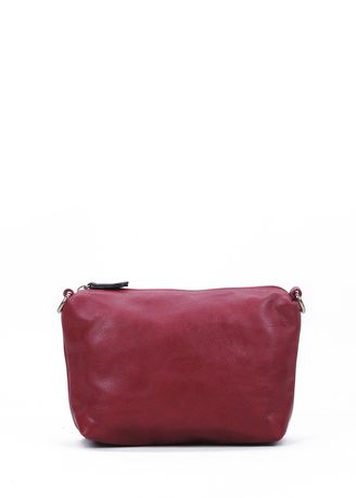 Red color Sling Bags . Silvertote Tas Selempang Wanita Nicki Sling Bag -
