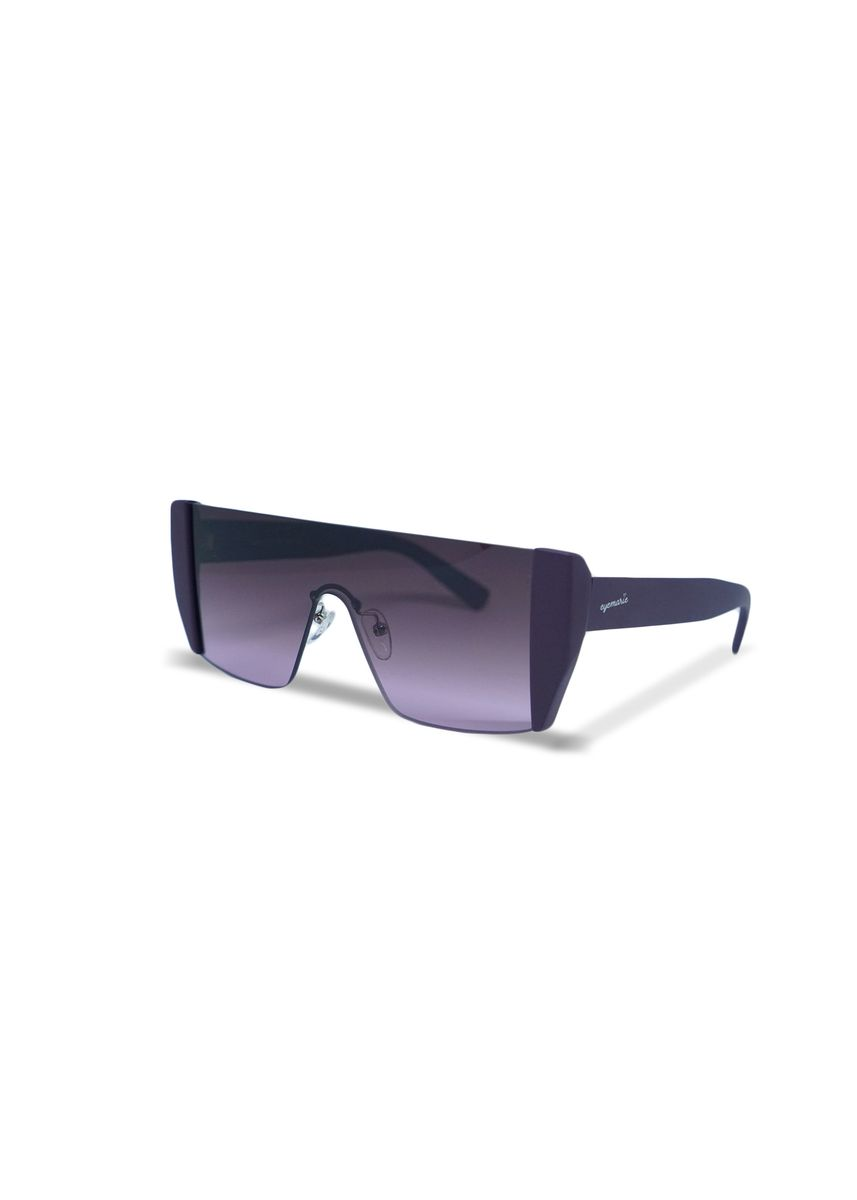 Purple color Sunglasses . EyeMarie DEAN Purple Sunglasses -