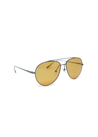 Orange color Sunglasses . EyeMarie GERLYNE Orange Sunglasses -